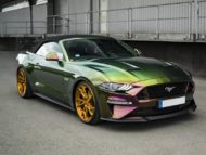 Cham%C3%A4leon MD Ford Mustang GT Tuning Z Performance 1 190x143 Krasses Chamäleon Gewand am M&D Ford Mustang GT