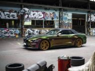 Cham%C3%A4leon MD Ford Mustang GT Tuning Z Performance 4 190x143 Krasses Chamäleon Gewand am M&D Ford Mustang GT