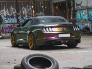 Cham%C3%A4leon MD Ford Mustang GT Tuning Z Performance 5 190x143 Krasses Chamäleon Gewand am M&D Ford Mustang GT