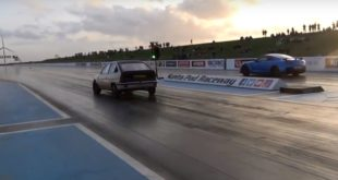 Drag Race Vauxhall Kadett Sleeper vs. Nissan GT R 310x165 570 PS Nissan GT R 50th Anniversary Edition zum Geburtstag