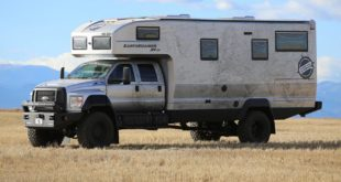 EarthRoamer XV HD Ford F 750 Wohnmobil Tuning 1 310x165 Living Vehicle 2020   Luxus Wohnwagen aus den USA