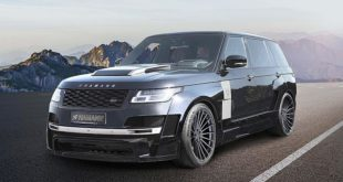 HAMANN Motorsport Mystère Range Rover Widebody Facelift 2018 5 310x165 Lifting: HAMANN Motorsport Mystère Range Rover Widebody