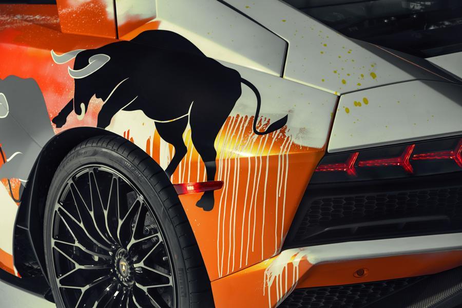 Lamborghini Aventador S Skyler Grey Tuning 2019 14 Einzelstück   Lamborghini Aventador S von Skyler Grey