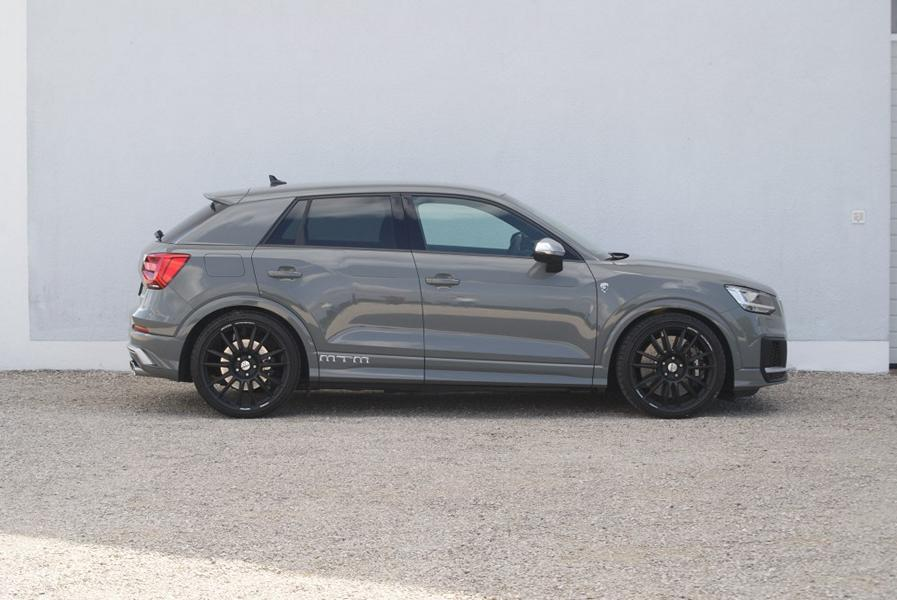 MTM Motoren Technik Mayer Audi SQ2 Tuning 2019 3 Heftig: 480 PS im MTM Motoren Technik Mayer Audi SQ2