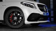 Mercedes AMG GLE 63 Coup%C3%A9 Hamann C292 1 190x107 Dezent: Mercedes AMG GLE 63 Coupé auf Hamann Alus