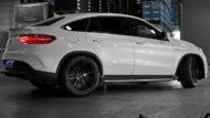 Mercedes AMG GLE 63 Coup%C3%A9 Hamann C292 5 190x107 Dezent: Mercedes AMG GLE 63 Coupé auf Hamann Alus