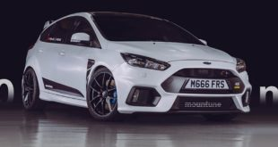 Mountune m520 MRX Ford Focus RS MK3 Tuning m450 MRX 2 310x165 Irgendwie cool   Ford Focus Speedster von Ford Market!