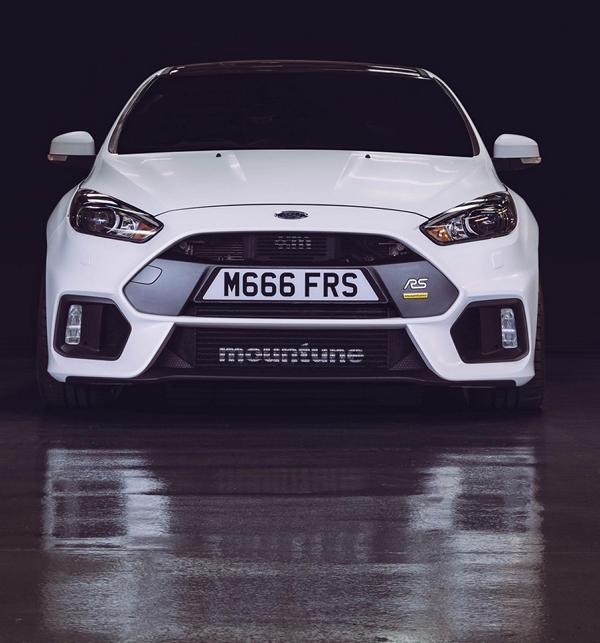 Mountune m520 MRX Ford Focus RS MK3 Tuning m450 MRX 6 513 PS & 700 NM im Mountune m520 MRX Ford Focus RS