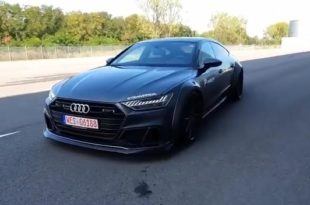 PD780R Widebody Aero Kit Audi A7 Sportback C8 2019 Tuning 37 310x205 PD780R Widebody Aero Kit am Audi A7 Sportback (C8)
