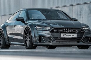 PDA700 Widebody Aero Kit Audi A7 Sportback C8 3 310x205 PDA700 Widebody Aero Kit am Audi A7 Sportback (C8)