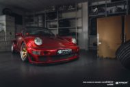 Prior Design Porsche 964 Widebody 911 Rotiform Tuning 1 190x127 Fetter Klassiker: Prior Design Porsche 964 Widebody Project