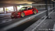 Prior Design Porsche 964 Widebody 911 Rotiform Tuning 16 190x107 Fetter Klassiker: Prior Design Porsche 964 Widebody Project
