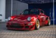 Prior Design Porsche 964 Widebody 911 Rotiform Tuning 3 110x75 Fetter Klassiker: Prior Design Porsche 964 Widebody Project