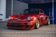Prior Design Porsche 964 Widebody 911 Rotiform Tuning 3 190x127 Fetter Klassiker: Prior Design Porsche 964 Widebody Project