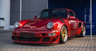 Prior Design Porsche 964 Widebody 911 Rotiform Tuning 3 310x165 Fetter Klassiker: Prior Design Porsche 964 Widebody Project
