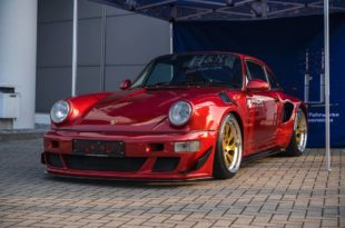 Prior Design Porsche 964 Widebody 911 Rotiform Tuning 3 310x205 Fetter Klassiker: Prior Design Porsche 964 Widebody Project