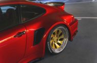 Prior Design Porsche 964 Widebody 911 Rotiform Tuning 4 190x123 Fetter Klassiker: Prior Design Porsche 964 Widebody Project