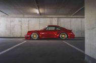 Prior Design Porsche 964 Widebody 911 Rotiform Tuning 6 190x125 Fetter Klassiker: Prior Design Porsche 964 Widebody Project
