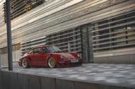 Prior Design Porsche 964 Widebody 911 Rotiform Tuning 7 190x126 Fetter Klassiker: Prior Design Porsche 964 Widebody Project