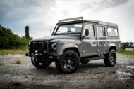 Project Ghost 2019 Tuning Defender 110 V8 1 190x127 Project Ghost   2019 Defender 110 V8 vom Tuner E.C.D.