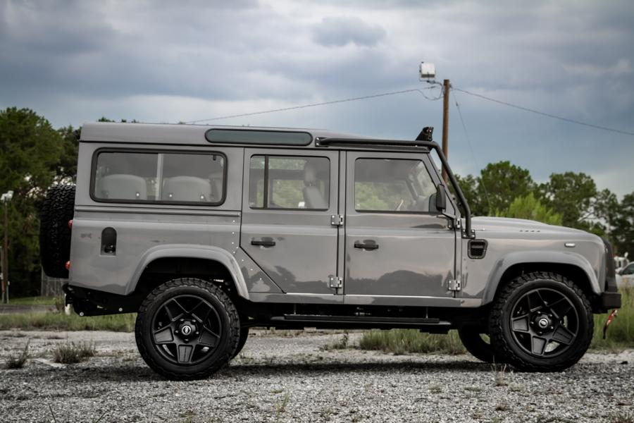 Project Ghost 2019 Tuning Defender 110 V8 3 Project Ghost   2019 Defender 110 V8 vom Tuner E.C.D.