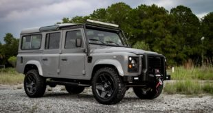 Project Ghost 2019 Tuning Defender 110 V8 4 310x165 Land Rover Perentie 6x6 Widebody by Classic Overland