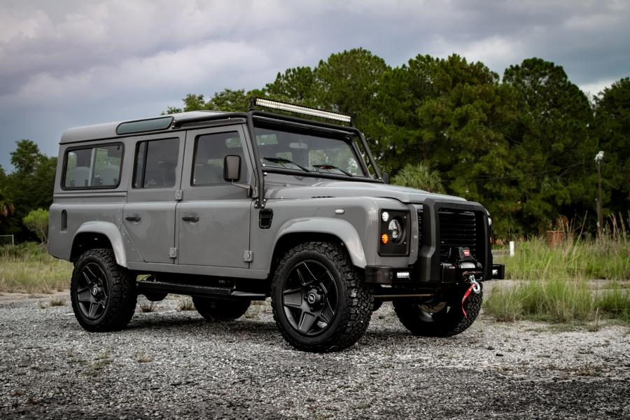 Project Ghost 2019 Tuning Defender 110 V8 4 Project Ghost   2019 Defender 110 V8 vom Tuner E.C.D.