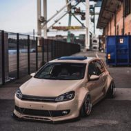 Rennen Forged R55 Alus Widebody VW Golf MK6 Tuning 5 190x190 Rennen Forged R55 Alus am Widebody VW Golf MK6