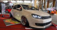 Rennen Forged R55 Alus Widebody VW Golf MK6 Tuning 7 190x102 Rennen Forged R55 Alus am Widebody VW Golf MK6