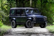 Soft Top Land Rover Defender 110 Tuning ECD V8 1 190x127 Soft Top Land Rover Defender 110 4x4 vom Tuner ECD