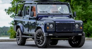Soft Top Land Rover Defender 110 Tuning ECD V8 4 310x165 PROJECT INVICTUS   Land Rover Defender 110 von ECD