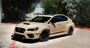 Subaru WRX STI CCC Widebody Kit Tuning 20 310x165 Extremes Teil   Subaru WRX STI mit CCC Widebody Kit