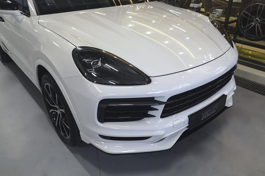 Techart Tuning Porsche Cayenne 9YA 2019 3 Nicht nur am Turbo   Techart Tuning Porsche Cayenne (9YA)
