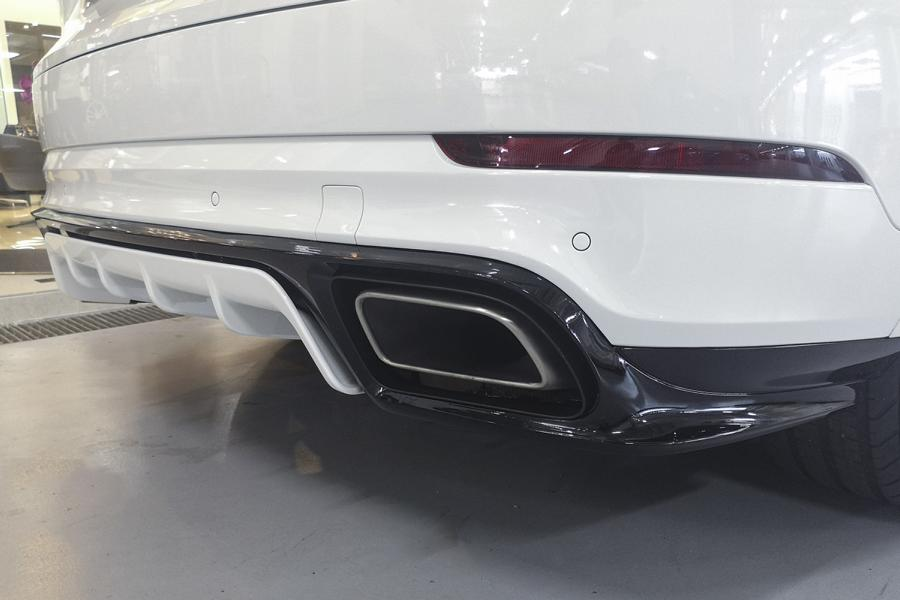Techart Tuning Porsche Cayenne 9YA 2019 6 Nicht nur am Turbo   Techart Tuning Porsche Cayenne (9YA)