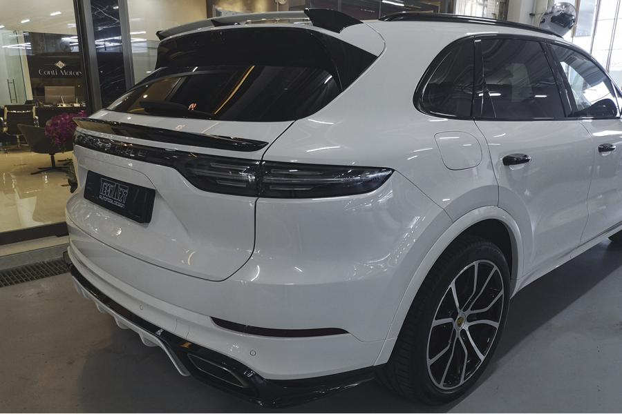 Techart Tuning Porsche Cayenne 9YA 2019 9 Nicht nur am Turbo   Techart Tuning Porsche Cayenne (9YA)