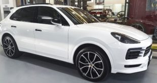 Techart Tuning Porsche Cayenne 9YA 2019 Header 310x165 Nicht nur am Turbo   Techart Tuning Porsche Cayenne (9YA)