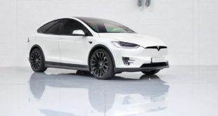 Tesla Model X Carbon Bodykit Tuning Urban Automotive 8 Easy Resize.com  310x165 Dezent   Tesla Model X vom Tuner Urban Automotive