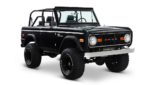 Tuning 435 PS Midnight Onyx 1968 Ford Bronco V8 Classic 25 155x85 Richtig cool   435 PS Midnight Onyx 1968 Ford Bronco