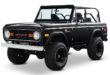Tuning 435 PS Midnight Onyx 1968 Ford Bronco V8 Classic 9 110x75 Richtig cool 435 PS Midnight Onyx 1968 Ford Bronco