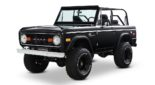 Tuning 435 PS Midnight Onyx 1968 Ford Bronco V8 Classic 9 155x85 Richtig cool   435 PS Midnight Onyx 1968 Ford Bronco