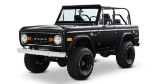 Tuning 435 PS Midnight Onyx 1968 Ford Bronco V8 Classic 9 310x165 Richtig cool   435 PS Midnight Onyx 1968 Ford Bronco