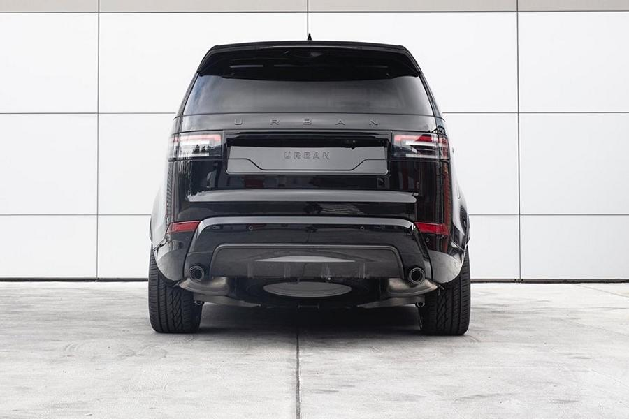 Urban Automotive Land Rover Discovery 4 Dezentes Bodykit: Urban Automotive Land Rover Discovery