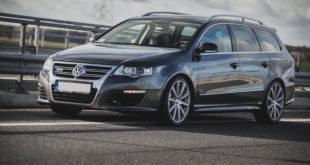 VW Passat R36 4Motion 3C Turbo Tuning 4 310x165 Video: Mercedes CLS Shooting Brake auf DeVille Felgen