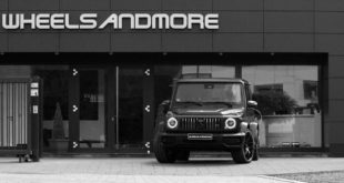 Wheelsandmore Mercedes G63 AMG Tuning W463A 2 310x165 780 PS & 1.000 NM im Wheelsandmore Mercedes G63 AMG