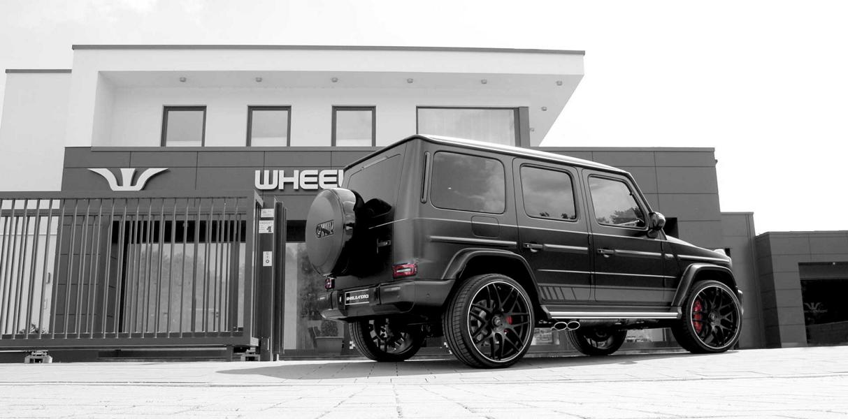 Wheelsandmore Mercedes G63 AMG Tuning W463A 3 780 PS & 1.000 NM im Wheelsandmore Mercedes G63 AMG