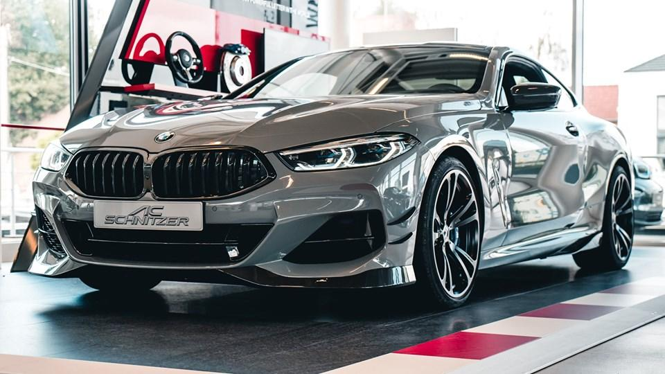 2019 AC Schnitzer BMW M850i Individual Coupe Tuning 18 2019 AC Schnitzer BMW M850i Individual Coupe (G15)