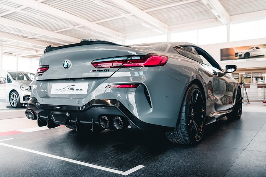 2019 AC Schnitzer BMW M850i Individual Coupe Tuning 19 2019 AC Schnitzer BMW M850i Individual Coupe (G15)