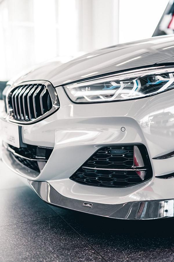 2019 AC Schnitzer BMW M850i Individual Coupe Tuning 20 2019 AC Schnitzer BMW M850i Individual Coupe (G15)