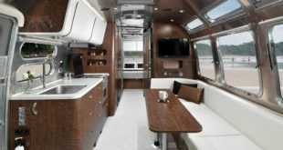 2019 Airstream Globetrotter 1 310x165 Living Vehicle 2020   Luxus Wohnwagen aus den USA