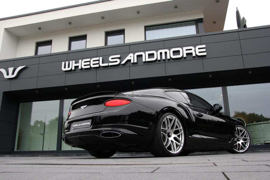 2019 Bentley Continental GT Tuning Wheelsandmore 1 2019 Bentley Continental GT mit Tuning von Wheelsandmore